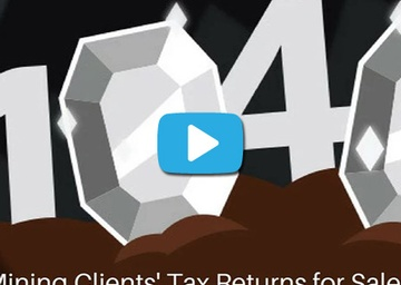 Mining Clients' Tax Returns for Sales Gems